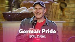 Germans Are Arrogant. David Crowe - Full Special