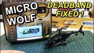 Esky F150 V2 Micro RC Airwolf Update - Fixing a common problem.