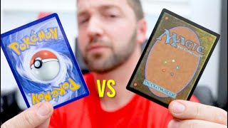 Magic The Gathering VS Pokemon TCG / Which Pulls = More $$$