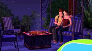 The Sims 3: Outdoor Living Stuff video