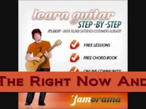 Guitar Instructions - Online Guitar Lessons