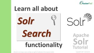 Solr Search - The Solr Query Process and How to Interpret Output