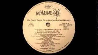 Aceyalone - Mic Check (Labrats Remix)