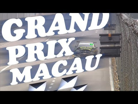 Macau Grand Prix 2018. All Crashes and Fails