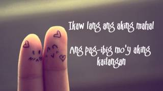 Ikaw ang Aking Mahal (Lyrics) by VST & Company