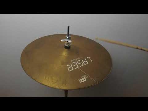 """Meinl Laser 14"""" Heavy Hihat Becken - 909g / 1090g"""