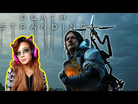 Death Stranding (First Impressions)