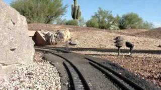 The Worlds Largest Garden Railroad! Part 1