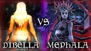 Skyrim: Dibella Vs Mephala - Elder Scrolls Lore