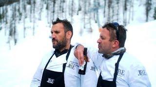 Repas dans la neige - Les Jeunes Restaurateurs