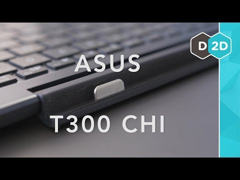 ASUS Transformer Book T300 Chi