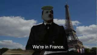 Hitler in France (Object experiment)