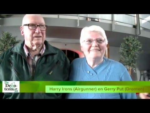 Na overlijden van Harry Irons zijn er nog slechts twee airgunners over