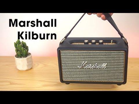 Review Marshall Kilburn l Nét cổ điển trong thiết kế hiện đại