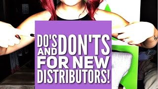 Do's and Don'ts For New It Works Distributors!