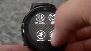 Ninetec Smart9 G2 Smartwatch Puls Pedometer Bewegungssensor Freisprechfunktion ips