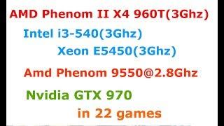 i5-4670k@4 4 vs Xeon E5450@4 vs FX 4300@4 2 vs FX 6300@4 2 +