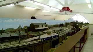 Manchester Model Railway Society 90th Anniversary News Report