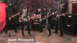 Dark Princess - We can not fly so high