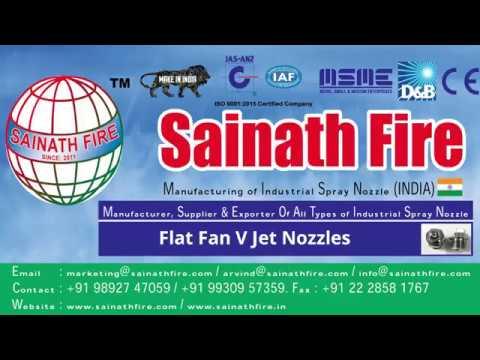 Flat Fan Nozzles