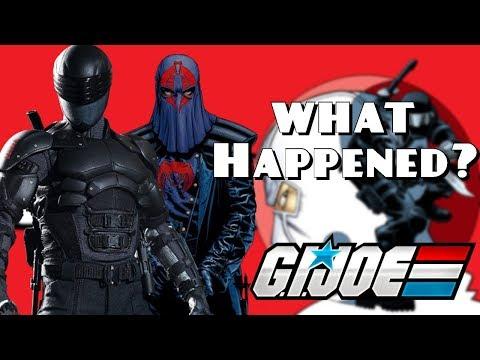 What Happened To G.I. Joe?