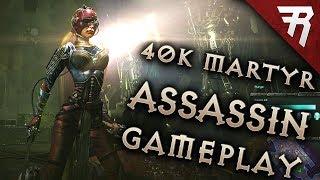Inquisitor Martyr Gameplay - Assassin & Psyker Classes (Warhammer 40k aRPG)