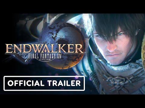 《最終幻想 14 曉月的終焉》新資料片6.0 FINAL FANTASY XIV:ENDWALKER完整預告片