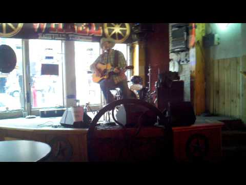 """Gary Gibson """"The Bottle"""" Acoustic version"""