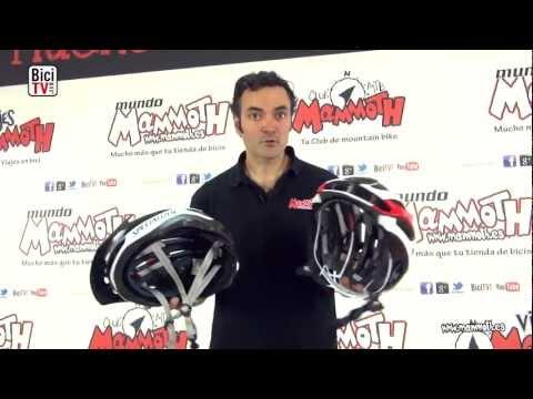 Como elegir un buen casco de bicicleta