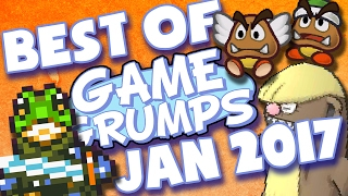 BEST OF Game Grumps - January 2017