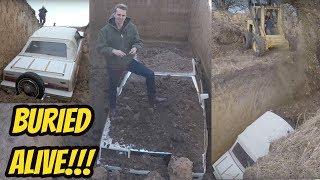 I Buried my 1983 Chrysler Lebaron