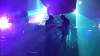 The xx - Swept Away (NEW SONG live in LA @ The Fonda 07.23.12)