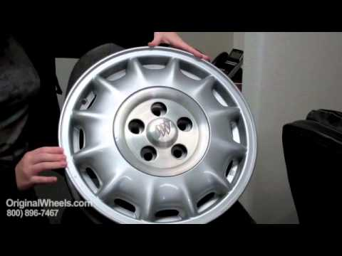 Enclave Rims & Enclave Wheels - Video of Buick Factory, Original, OEM, stock new & used rim Shop