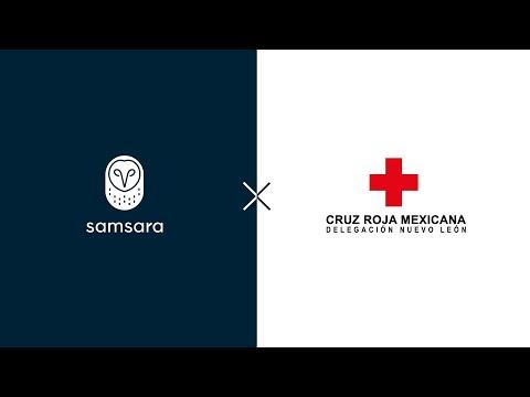 Cómo la Cruz Roja optimiza la ruta de sus ambulancias
