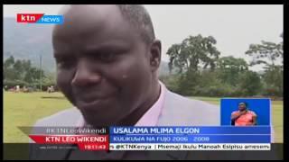 Wanasiasa walauimiana kutokana na usalama mbovu Mlima Elgon