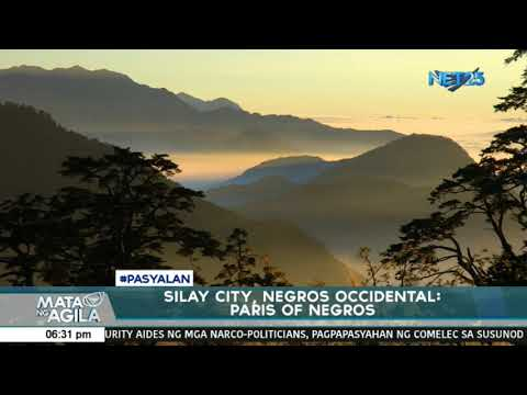 [EagleNewsPH]  Take a tour of Silay City, the Paris of Negros
