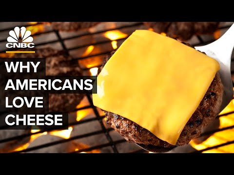 Americans Eat More Cheese Than Ever Before in History, But Why?