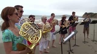 Water Music Horns!