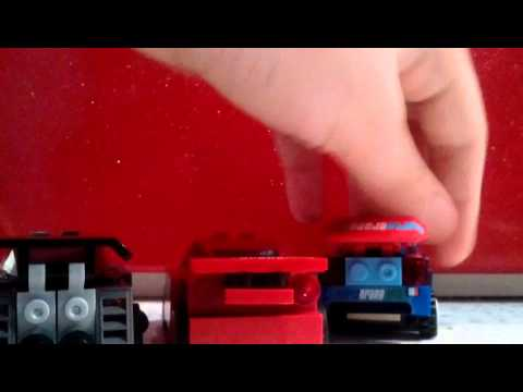 Лего молния маквин