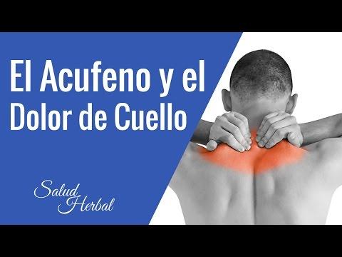 Dolor de espalda en la región de las palas que anestesiar