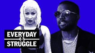 Everyday Struggle - Nicki Flames Steve Madden For Jumping into Cardi Beef, Ye's Done with Politics
