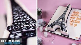 ️Eiffel Tower Cake