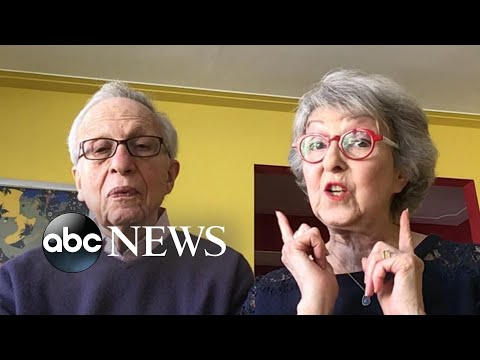 Retired Minnesota couple encourages others to get vaccine | WNT
