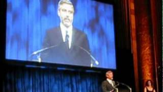 George Clooney at National Board of Review Awards