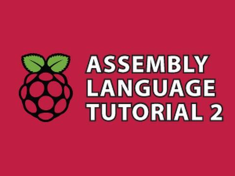 Assembly Language Tutorial 2 - YouTube