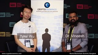 world-blockchain-summit-bangkok-interview-with-tyler-wu-by-cryptoknowmics