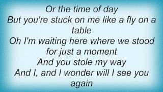 Dave Matthews Band - Little Thing Lyrics