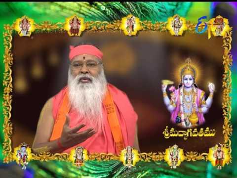 Srimadbhagavatam | Aradhana | 28th April 2017 | ETV Telugu