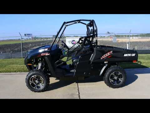 2017 Arctic Cat HDX 500 XT in La Marque, Texas