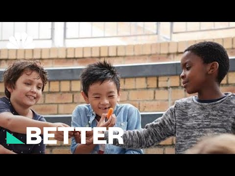 Want To Raise Generous Kids? This Psychologist May have The Answer | Better | NBC News
